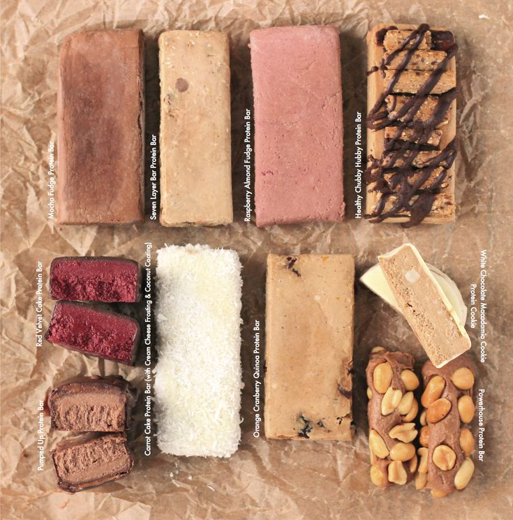 144 best images about DIY Protein Bars [Cookbook] on Pinterest