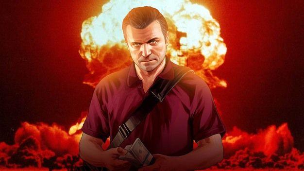 Nuke Launcher Mod in GTA 5 - IGN Video