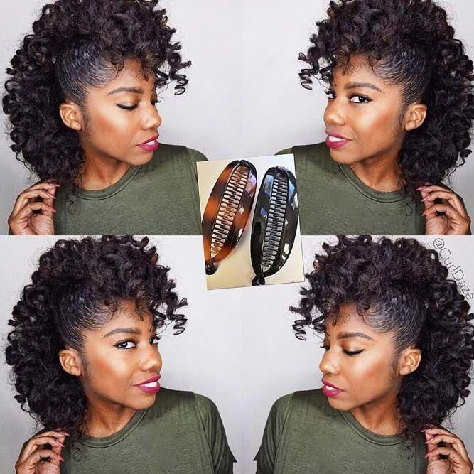 Banana Clip #hairaccessories ❤ 2019 is the year of bold and daring hair accessories. Check out the latest accessories trends to pimp up your everyda...