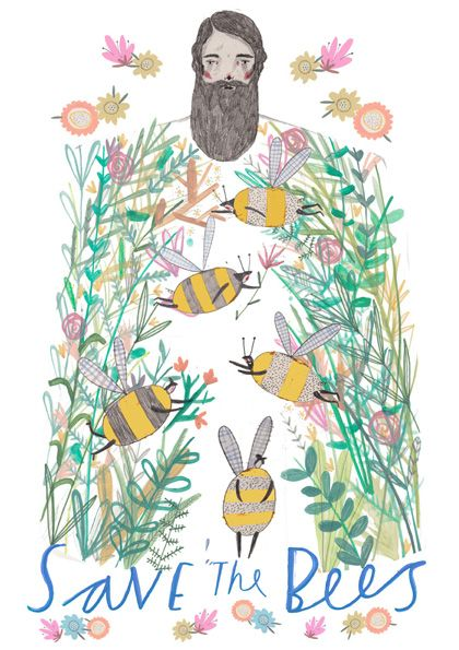 Save the bees project - amyisla