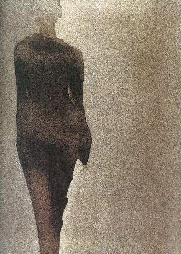 yama-bato:Mats Gustafson for Yohji Yamamoto 1998          via!!!