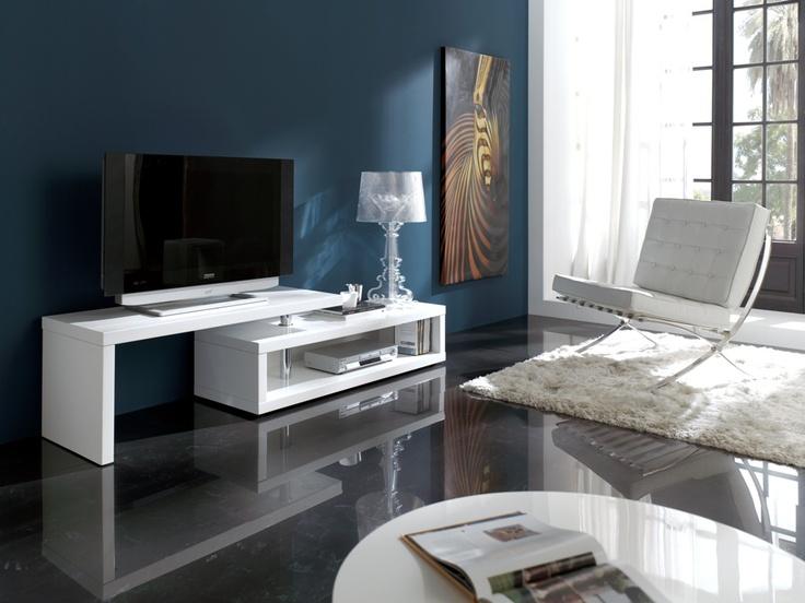 Mueble TV estilo moderno