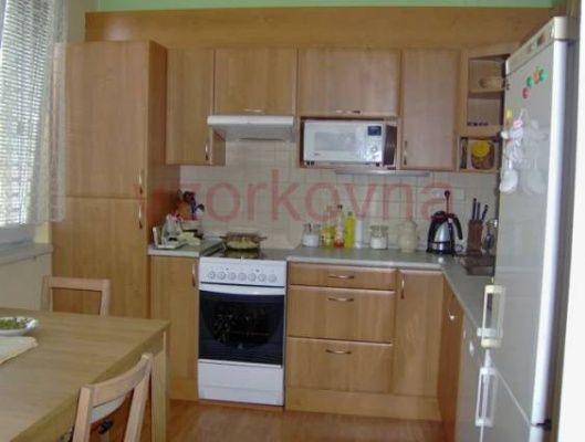 Kuchyně MDF olše2