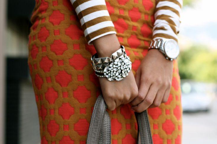stripe + pattern