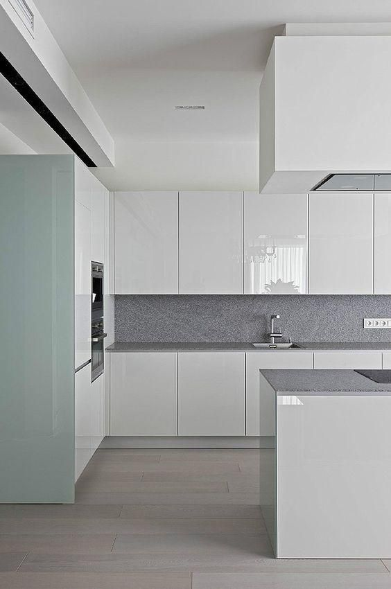 1308 best kitchen images on Pinterest | Contemporary unit ...