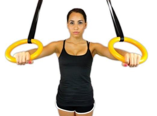 Amazon.com: Nayoya Gymnastic Rings for Crossfit Training: Sports , Outdoors...