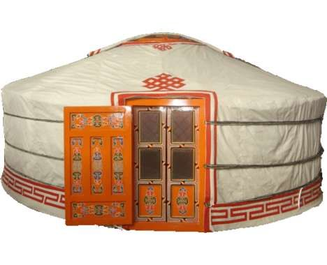 Groovy Yurts Let Your Company Feel Like Nomads