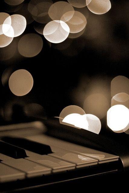#Piano And Bubbles