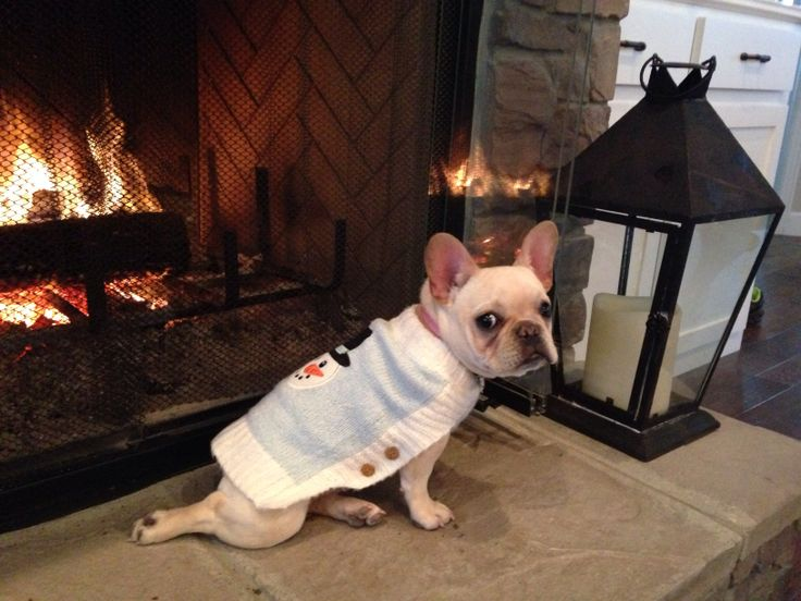 Staying warm!