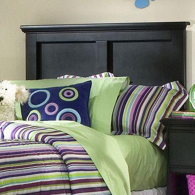 Carolina Furniture Works, Inc. Midnight Panel Headboard