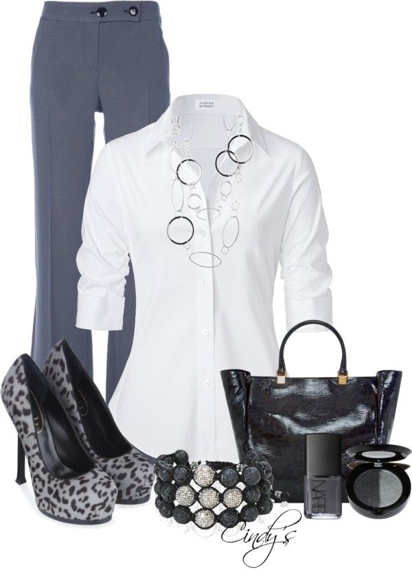 """""""Stylish Work Outfits!"""" by cindycook10 on Polyvore"""
