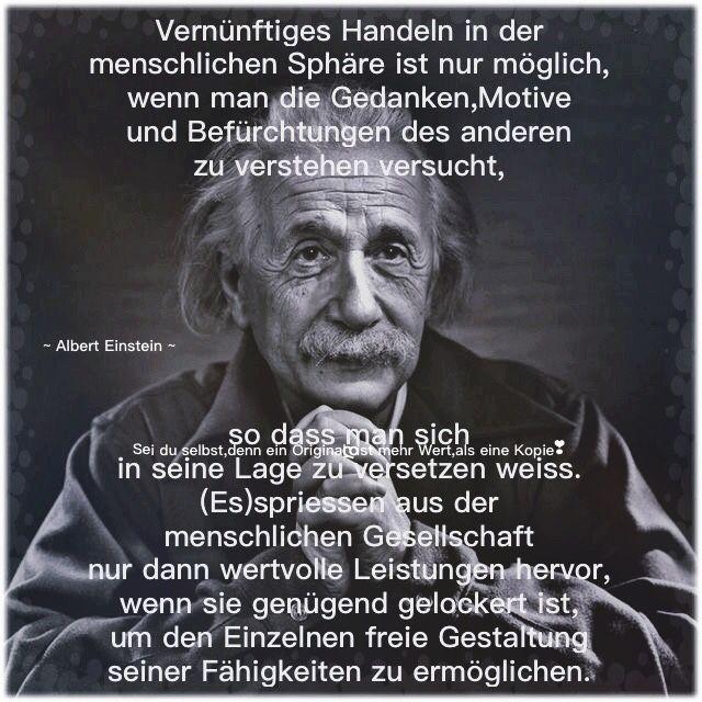 Spruche Zitate Weisheiten Zitate Spruche Einstein