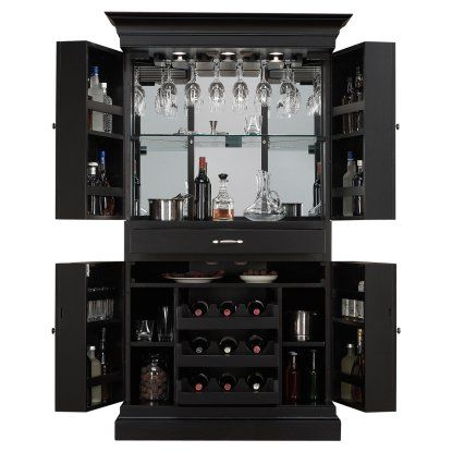 AHB Francesca Corner Bar Cabinet   Black   Home Bars at Hayneedle. Best 25  Corner bar ideas on Pinterest   Corner bar cabinet