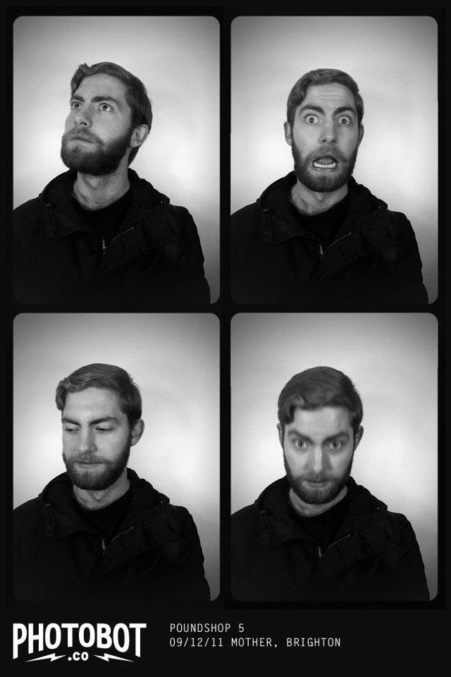 Great beard, good expressions. Solo portraits work.
