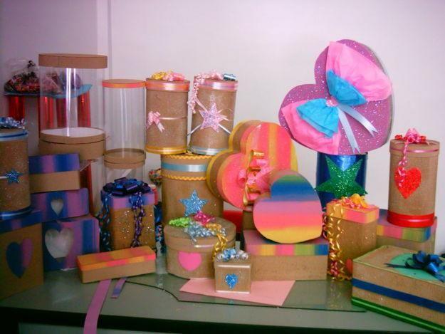 Empaques de regalos en papel seda buscar con google - Regalos originales decoracion ...