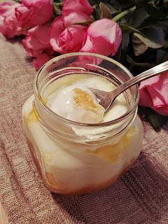 Rhubarb Baby: Deser z musem z pomarańczy