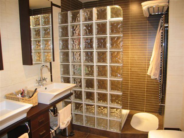 Ba o ba o dise o ba os modernos pared paves reforma ba o for Aseos modernos con ducha