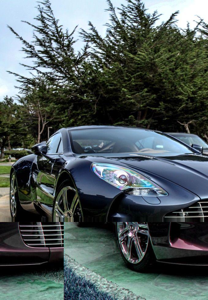 Merveilleux Aston Martin One 77