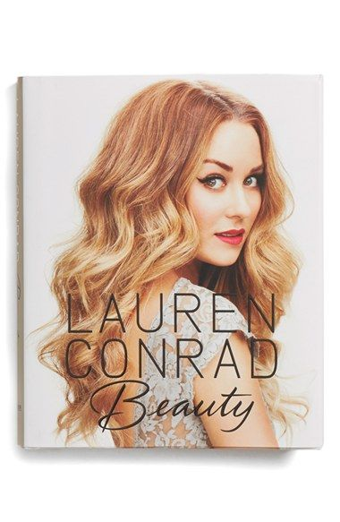 'Lauren Conrad Beauty' Book available at #Nordstrom
