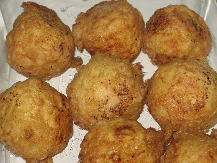 Pastelitos de Papa Rellenos de Carne Molida :http://www.recetasjudias.com/pastelitos-de-papa-rellenos-de-carne-molida/