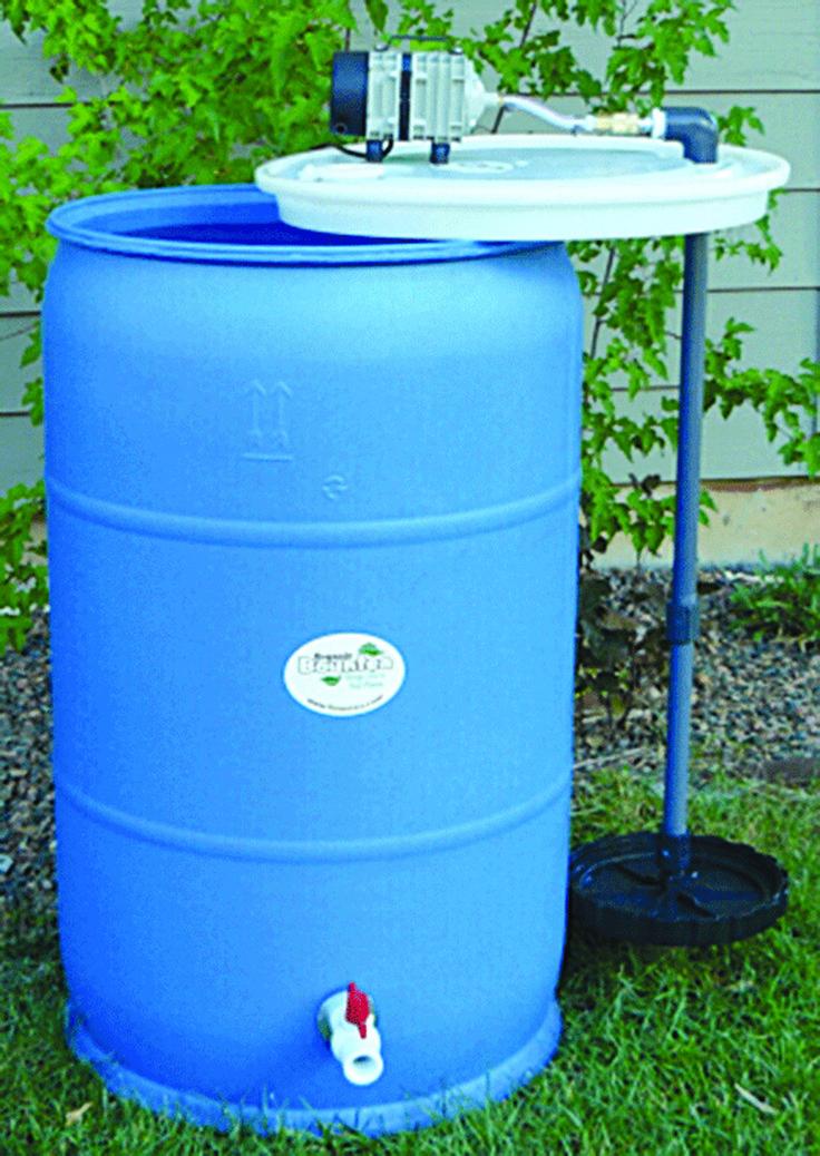 Bountea Compost Tea Brewer 50gal