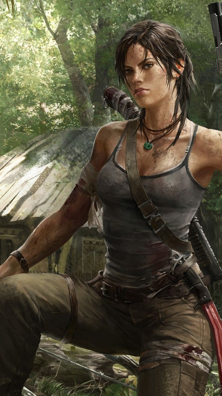 Lara Croft - Tomb Raider | Wallpapers of my Galaxy Note