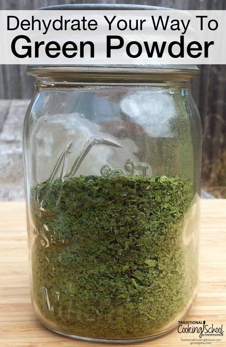 Dehydrieren Sie Ihren Weg zu grünem Pulver! Grünpulver ist die perfekte Ergänzung zu …   – Chic*Eats ~ DIPS, SAUCES, SEASONINGS & MARINADES