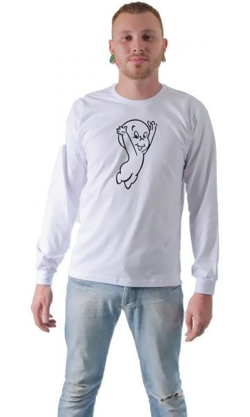 Camiseta Cartoon Gasparzinho PB por apenas R$29.99