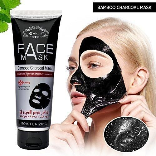Deep cleansing black face peel off mask for blackhead removal- Essy Beauty (120g)