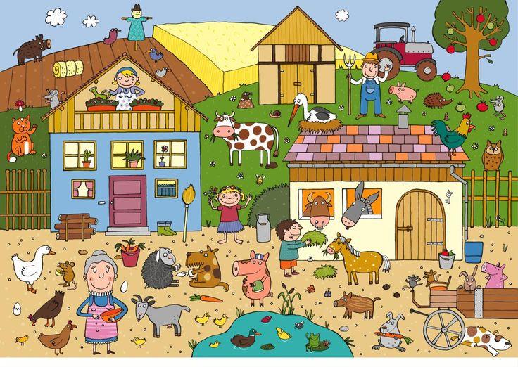 (2014-06) Hvad gør de på bondegården?