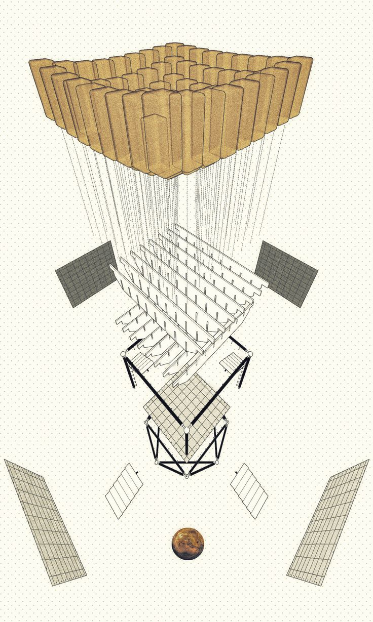 energy pavilion, exploded. F. Garrone, G. Grasso, G. Pala