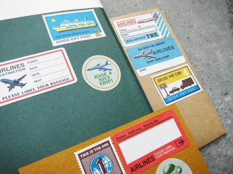Midori Customize Sticker M Vehicle | Miscellaneous