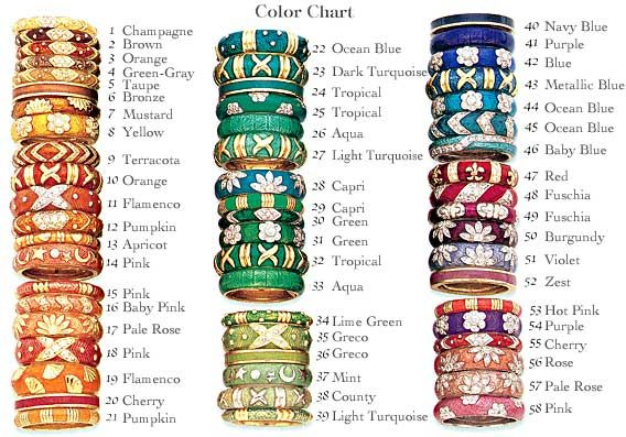 Hidalgo stackable rings - someday, I'd love to have a few.