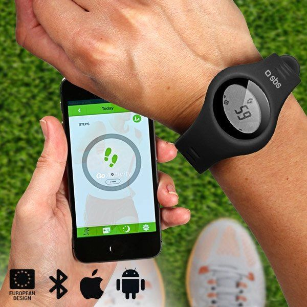 GOFIT BLUETOOTH RUNNING WATCH - Geeks Buy Gadgets
