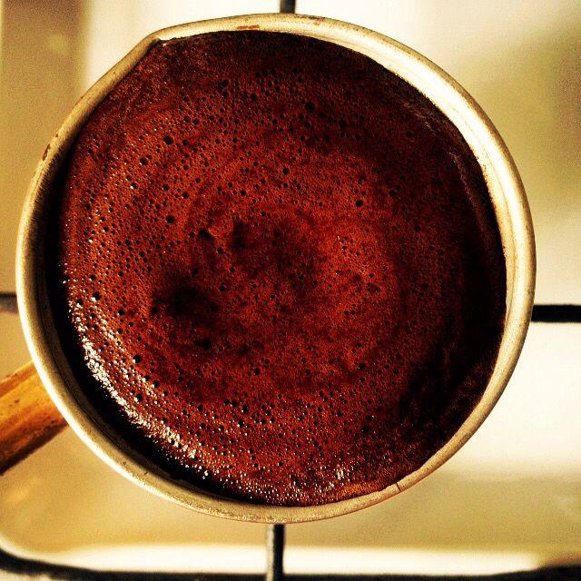Обеденный воскресный кофе  #coffee #кофе