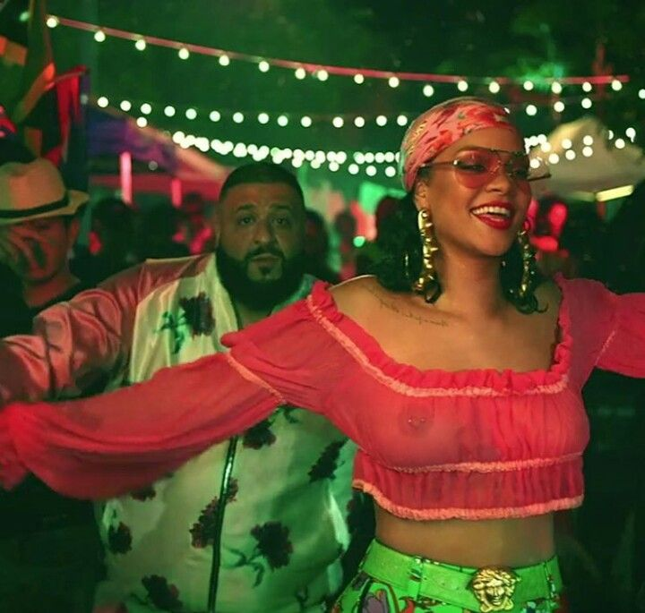 DJ Khaled & Rihanna ✨❥❁P i n t e r e s t : Heavenlynavy❁❥✨ I n s t a g r a m : Heavenlynavy ♡
