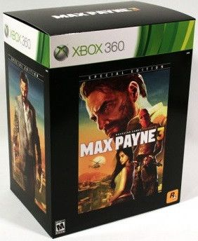 Max Payne 3: Special Edition (Xbox360)