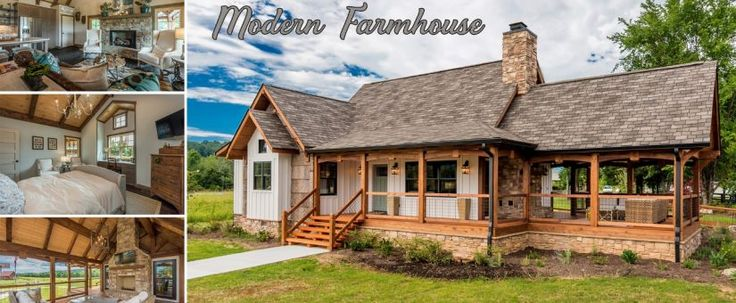 58 best blog home at last images on pinterest lodges for Modern farmhouse cost to build