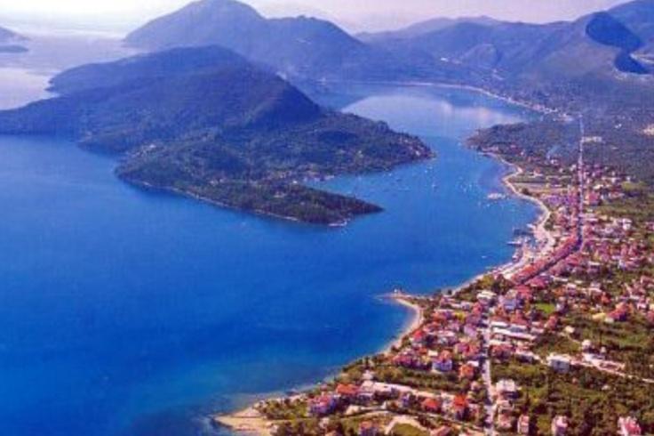 Nidri Lefkas Greece