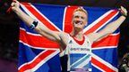 Greg Rutherford picks up Olympic long jump gold medal