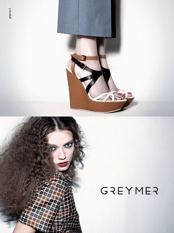 advertising campaign   Greymer Spring Summer Collection 2013  www.greymer.it