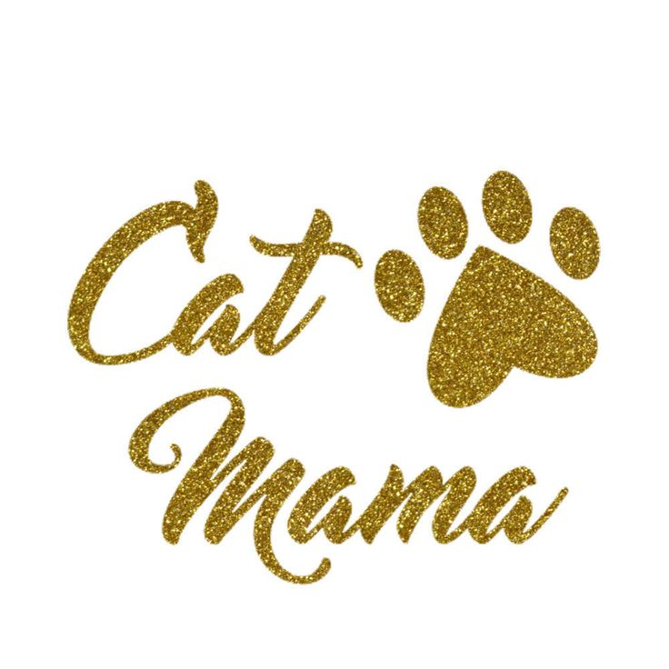 Cat Mama Sticker, Cat Mama Decal, Cat Mom Decal, Cat Mom Sticker, Cat Lover Gift, Pet Lover Gift, Cat Mom Gift, Car Window Sticker by BlueKitty2000 on Etsy
