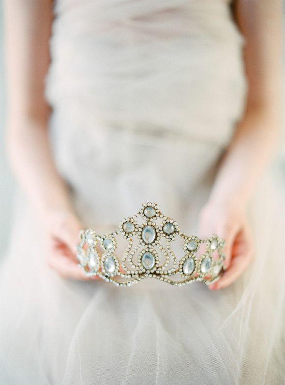 Pretty sparkly crown