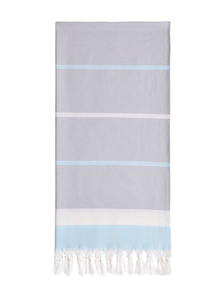 Pin for Later: 26 Beach Gifts For Your Girlfriends  Seaside Beach Pestemal Towel ($35, originally $54)