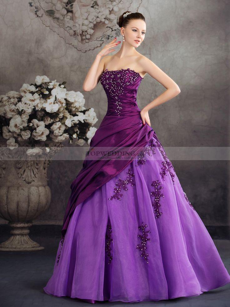 Mejores 29 imágenes de vestidos de 15 en Pinterest | Vestidos de ...