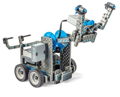 VEX IQ Clawbot IQ - Built with a Starter Kit | Build A Robot Today ...