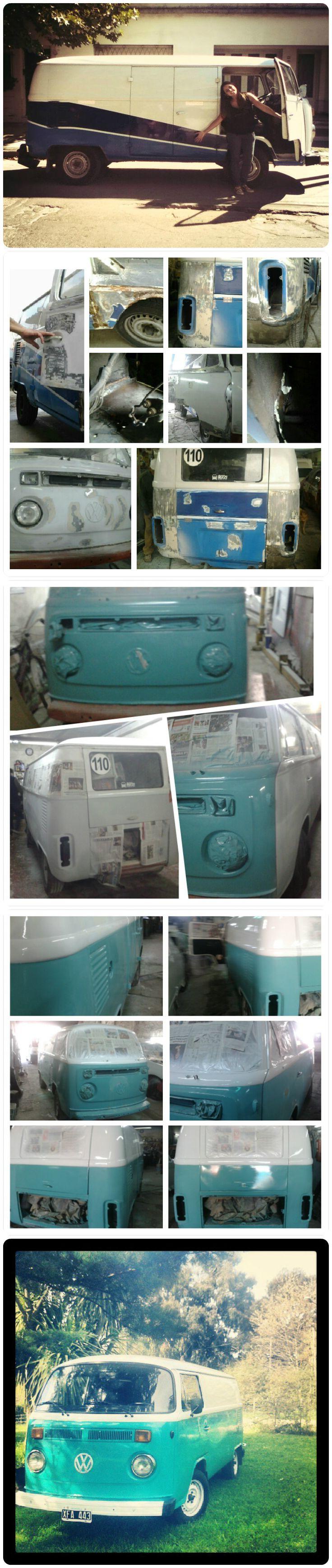 #Chata #VW #Kombi #ExtremeMakeOver #Argentina
