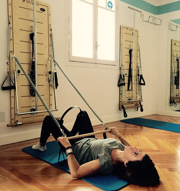 Pilates Pro Chair Tones Your Body Fitness Gizmos: 2493 Best Pilates Images On Pinterest