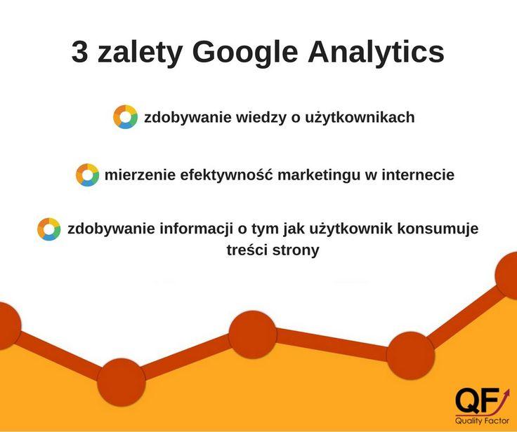 #Analytics to zaawansowane narzędzie, które umożliwia generowanie raportów stron oraz serwisów internetowych.  ➡️ http://q-f.pl/