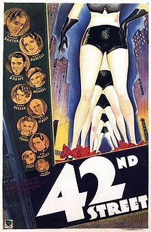 "Blu-Ray Pick of the Week: ""42nd Street"" (1933) — The Movie Seasons"